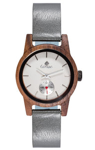 Small Leather Hampton Watch