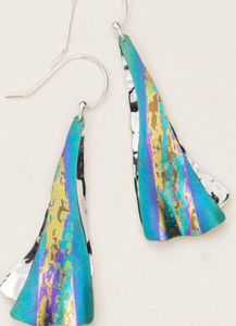 Sea Swirl Earrings