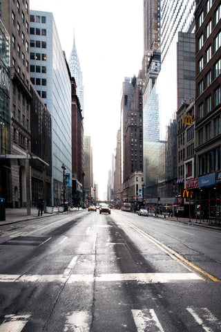 New York City 42nd Street