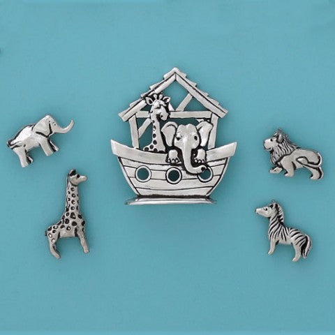 Noah's Ark Miniature Set