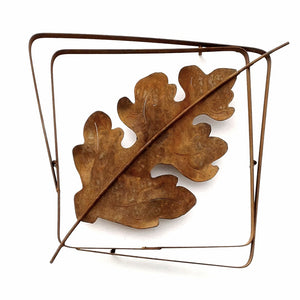 Oak Leaf Wall Frame