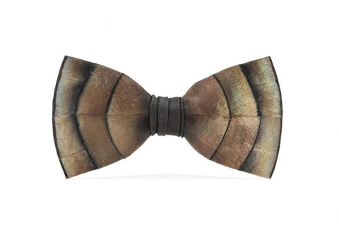 Original Feather Bow Tie