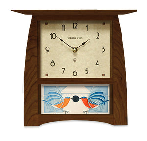 """Homecoming"" Clock"