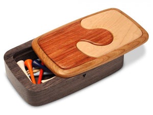 Seesaw Puzzle Box