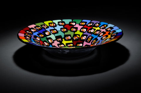"""Parker"" Glass Bowl"