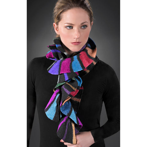 Multi Bright Scarf