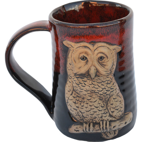 Red Owl Tankard