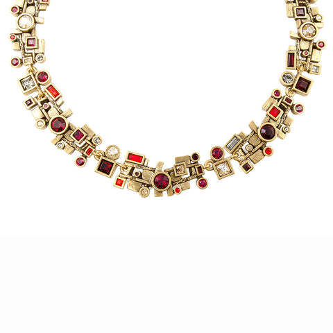 """Ravishing Red"" Necklace"