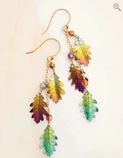 Royal Oak Chime Earrings