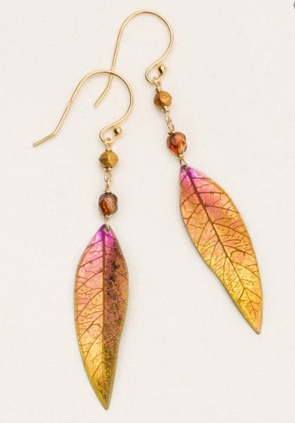Shimmering Willow Earrings