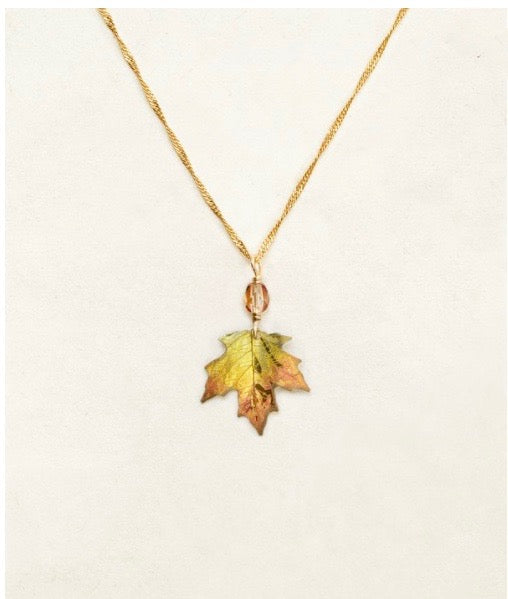 Sugar Maple Pendant