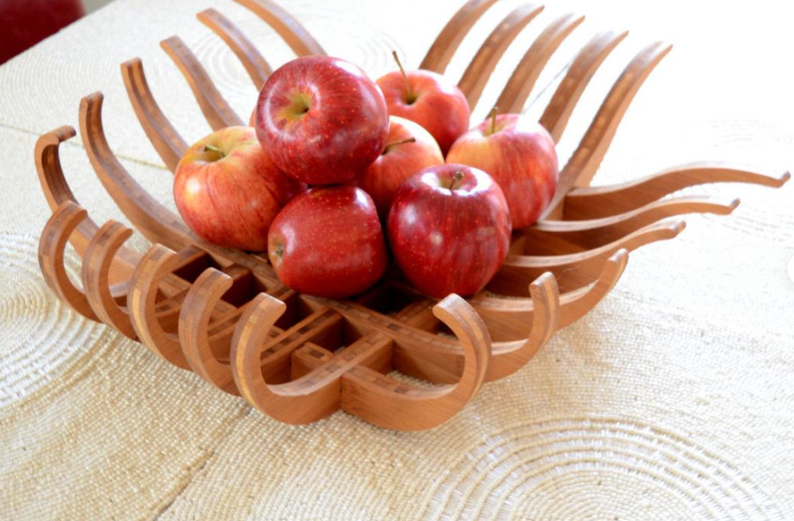 """Vessel""Blossom"" Fruit Bowl"