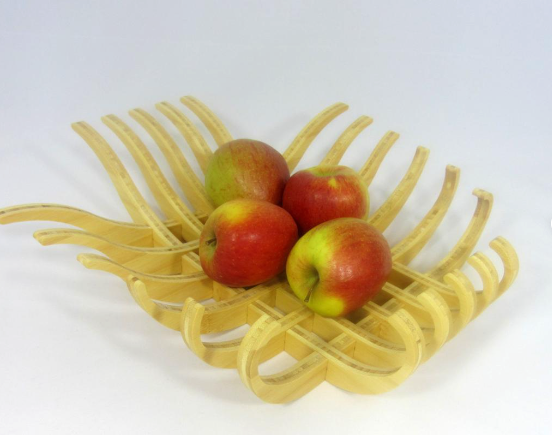 """ Light Vessel"" Fruit Bowl"