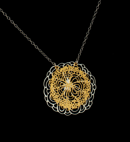 """Poincare"" Necklace"