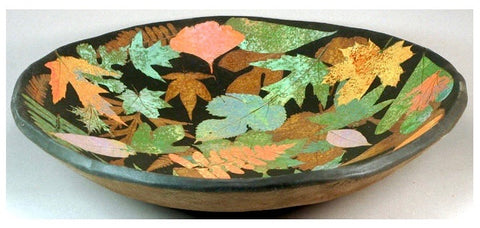 Multi-Leaf Bowl