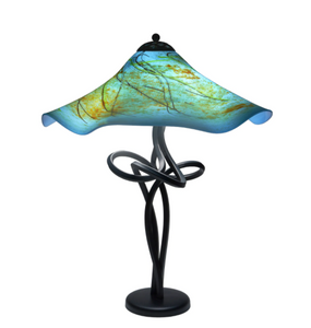 Bay Blue Lamp