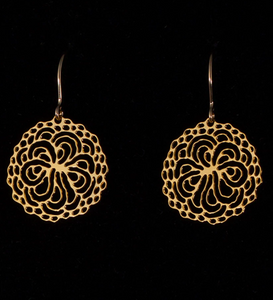 """Poincare"" Earrings"