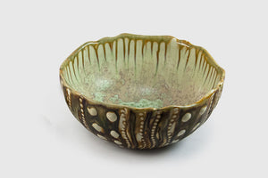 Abalone Sea Urchin Bowl