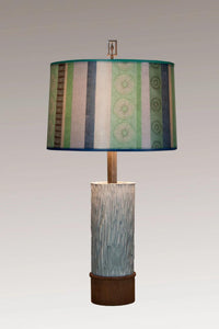 Serape Waters Table Lamp