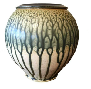Green Ash Traditional Vase