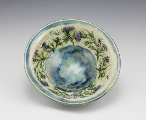 Small Thistle Bowl