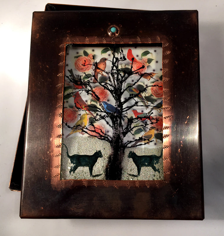 Tree Reliquary Box