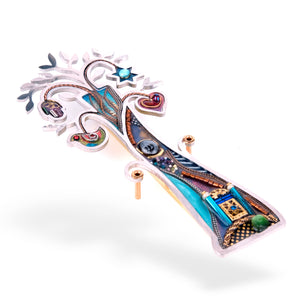 Tree of Life Mezuzah