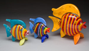 Twist Fish Sculpture