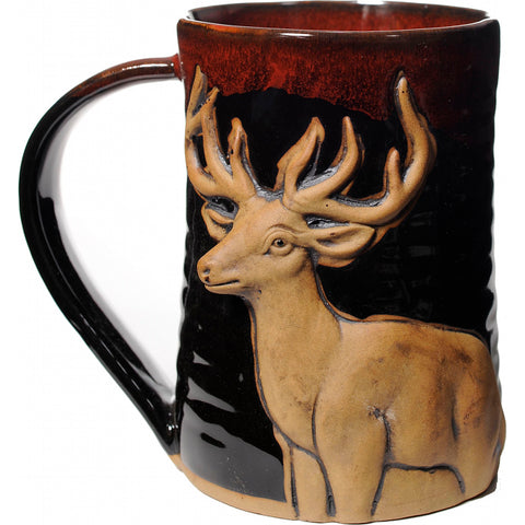 Red Deer Tankard