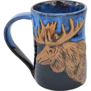 Blue Moose Tankard
