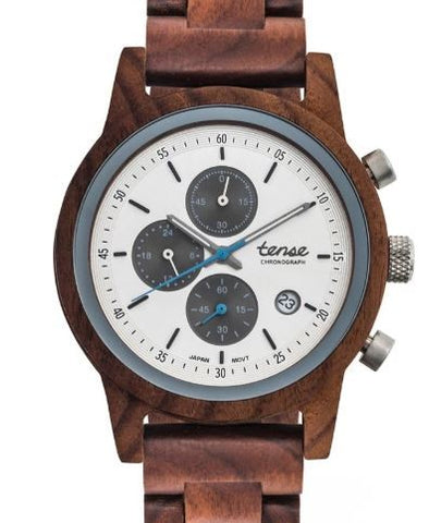 Pau Faro Cambridge Chrono Watch