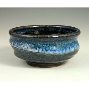 Blue Soup Bowl