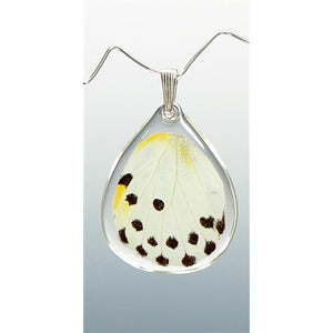 Calypso Butterfly Bottom Wing Pendant