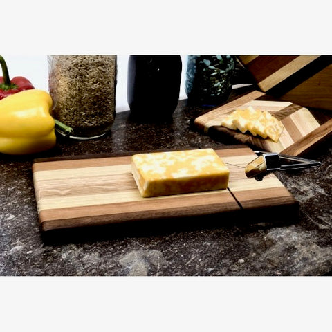 Wire Cheese Slicing Board