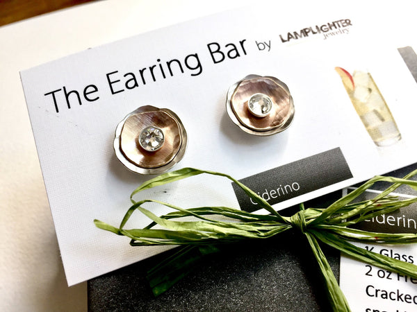 Ciderino Earrings