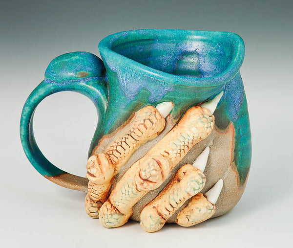 Dragon Claw Mug