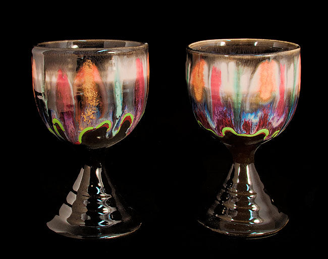 Pearl Goblets