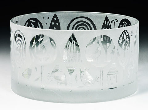 Enchanted Woodland Bowl