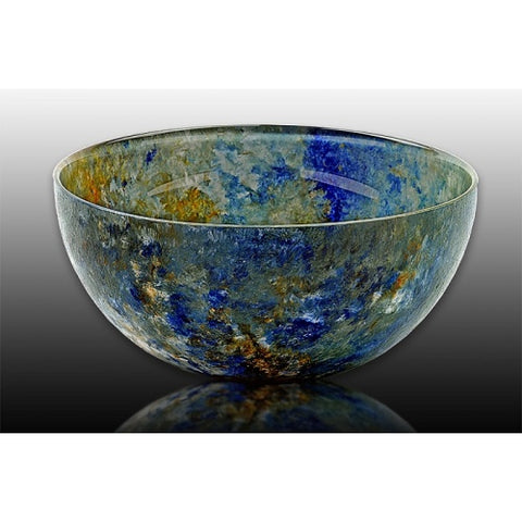 Glass Bowl XL Ocean Tones