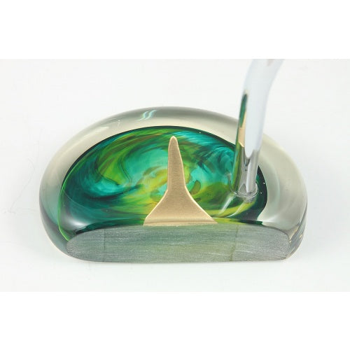 Green and Yellow Putter