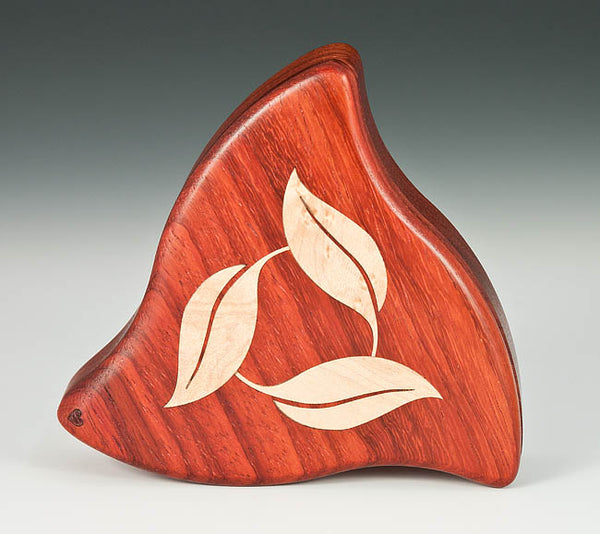 Spin Leaf Puzzle Box