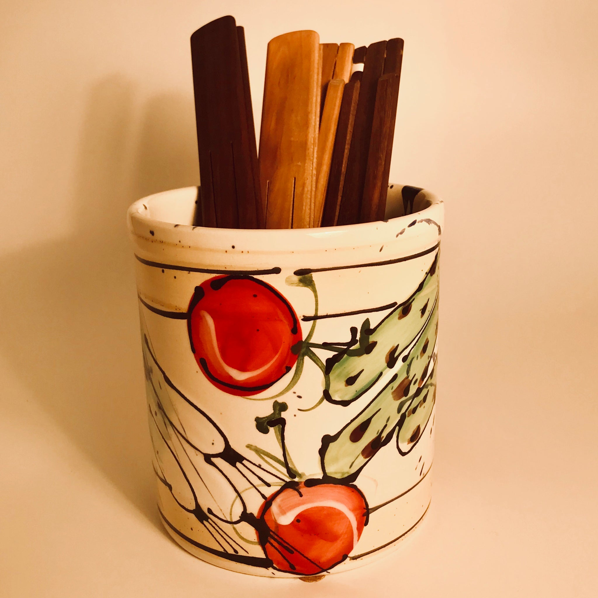 Veggie Utensil Holder