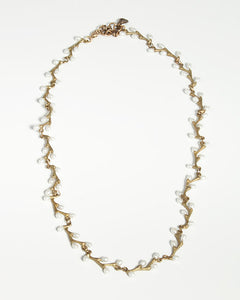 Irish Thorn Twig Necklace
