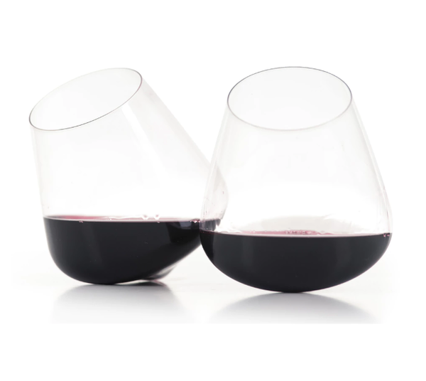 Revolving Wine Glasses with Stand