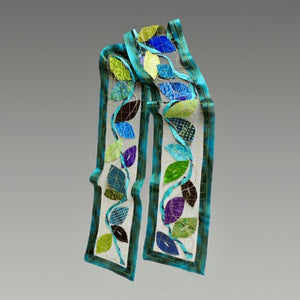 Patina Silk Scarf