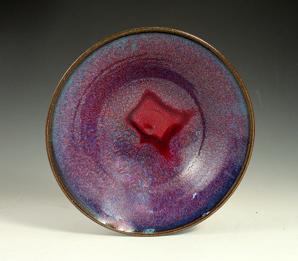 Purple Salad Bowl