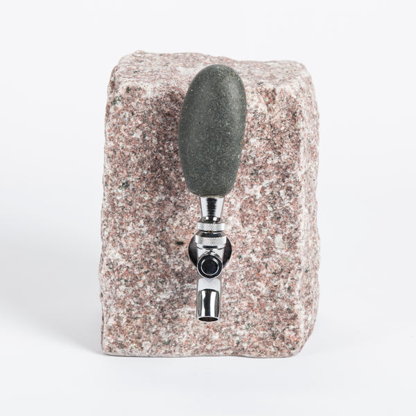Natural Stone Beverage Dispenser