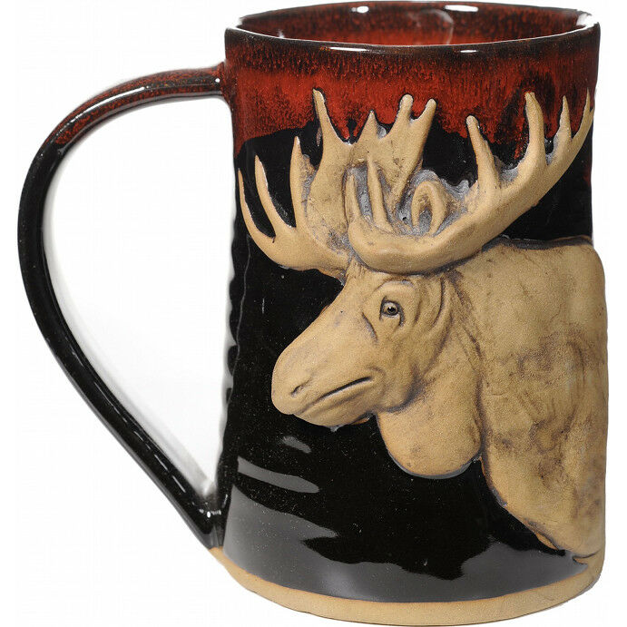 Red Moose Tankard