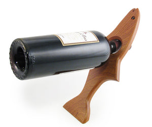 Salmon Wine Holder