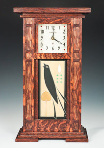 Songbird Tile Clock